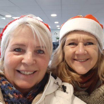 Ook Kerstvrouwen gesignaleerd in Sassenheim