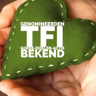 Nominatie Fietsmaatjes Teylingen bij TFI-International