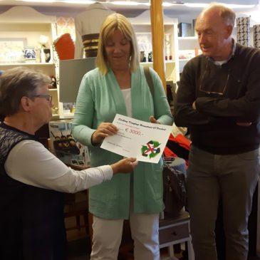 Donatie Stichting Kringloop in Voorhout