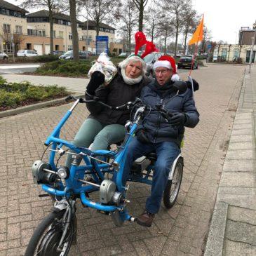 Kerstattenties voor vrijwilligers